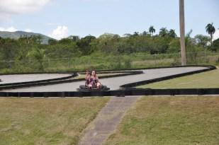 Cart Bahn Dominikanische Republik