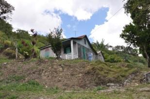 Dominikanisches Haus