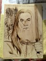 pyrografi lord of the ring