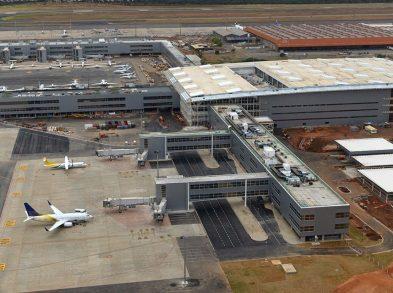 Viracopos - SINEAA - Sindicato Nacional das Empresas de Administração Aeroportuária