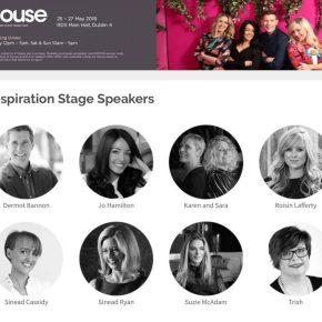 HOUSE 2018- Inspiration stage speakers