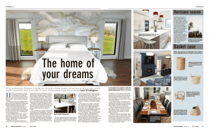 Home of your dreams examiner