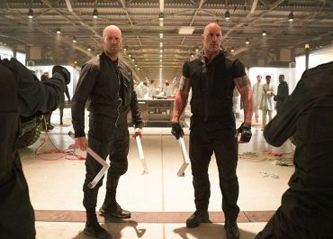 Movie Review - Hobbs & Shaw (Jason Statham and Dwayne Johnson)
