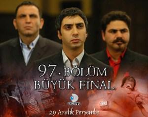 Kurtlar Vadisi final 97. blm