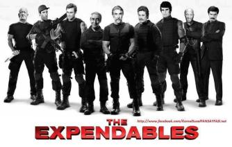 yesilcam expendables