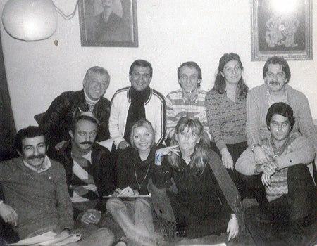 1979 - Ali Taran, Zafer Önen, İlhan Daner, Ferhan Şensoy, Tuncay Özinel