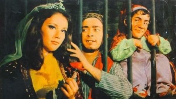Keloğlan ile Cankız (1972) Alev Oraloğlu - Rüştü Asyalı - Aydın Babaoğlu
