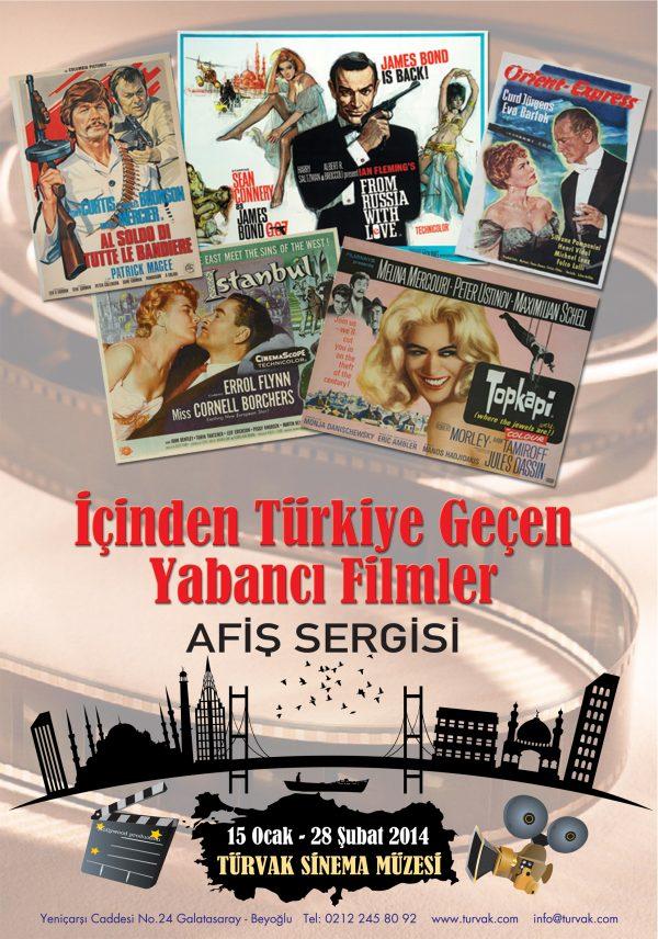 YabanciFilmAfisSergisi