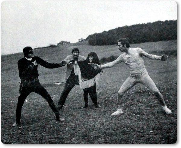 Maskeli Şeytan (1970)