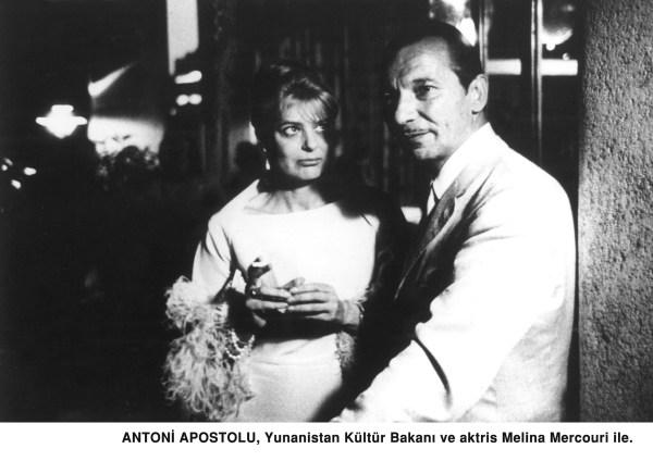 AntoniApostolu.MelinaMercouri