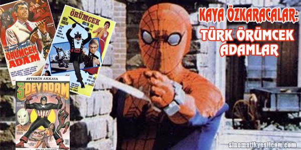 Türk Örümcek Adamlar banner
