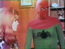 3 Dev Adam filmindeki zalim Örümcek Adam