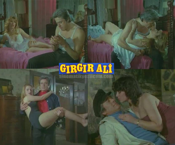 Четин Инанч и Джунейт Аркын – Приколист Али (Gırgır Ali, 1982)