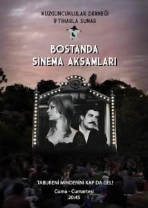 BOSTANDA SINEMA