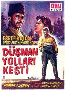 Düşman_Yolları_Kesti_1959_O.Seden_Film_afiş