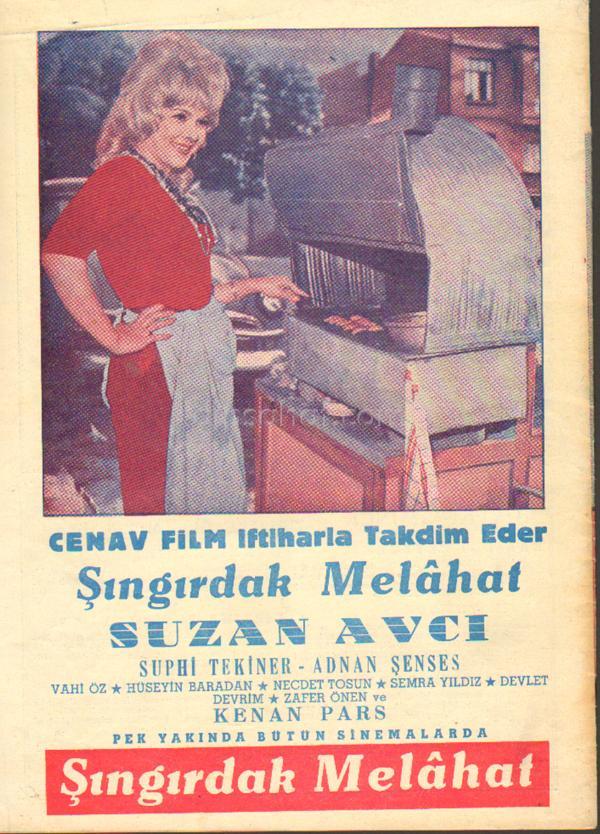 ŞINGIRDAK MELAHAT (1965)