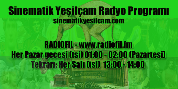 Sinematik yesilcam radyo banner