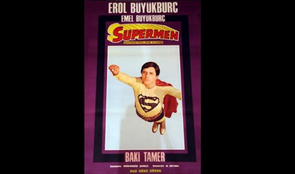 erol buyukburc 3ed superman
