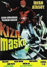 kızıl maske irfan