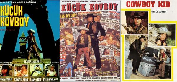 küçük kovboy banner
