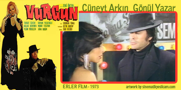vurgun 1973 - lobi 007 sinematik Cüneyt Arkın