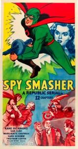 Spy Smasher 1942
