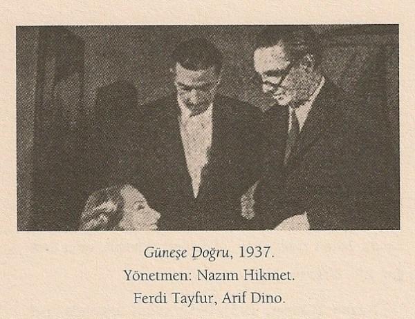 GÜNEŞE DOĞRU (1937)