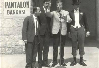 Keramet Hüdaverdi'nin Temiz Yüreğinde: Pantolon Bankası (1965)