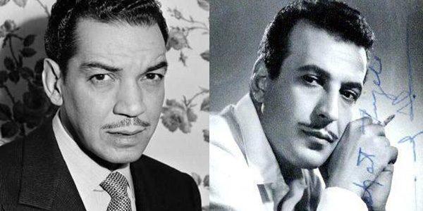 Sadri Alışık ve Cantinflas Mario Moreno