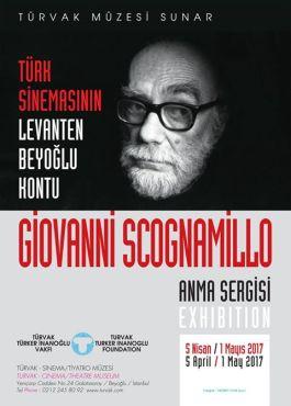 Türk Sinemasının Levanten Beyoğlu Kontu Sergisi