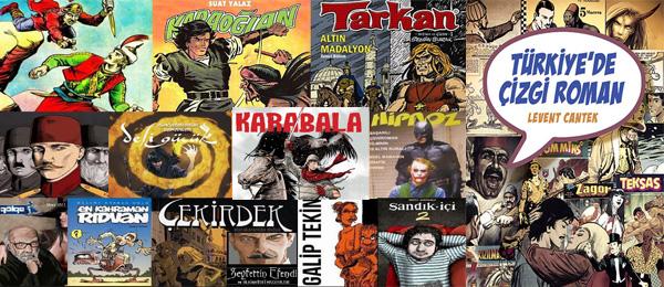 Türk Çizgi Roman Kahramanları Yeni Nesil
