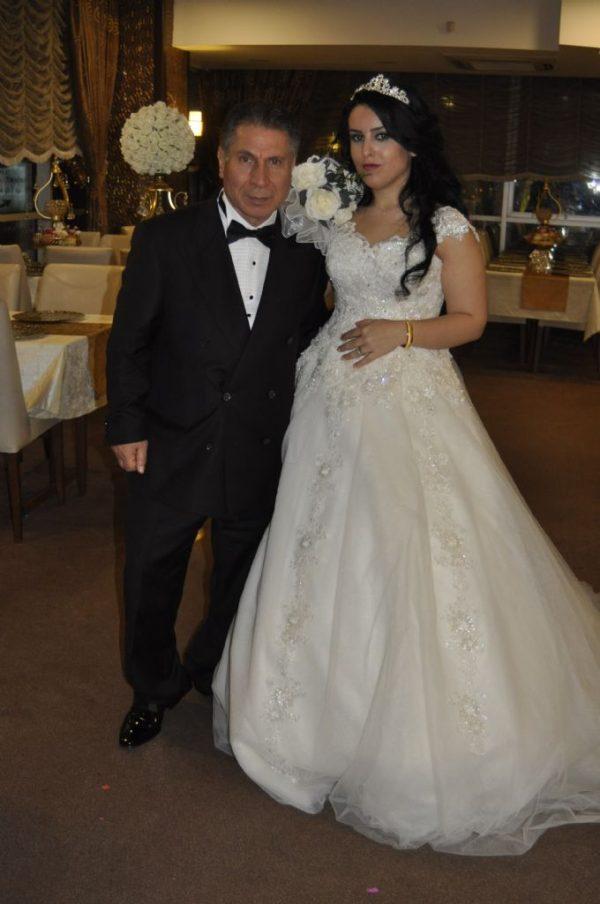 Ahmet Arıman ve Eşi