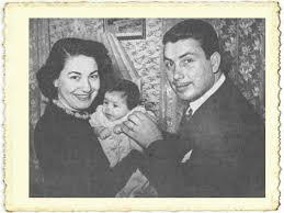 Selma Güneri ve ailesi