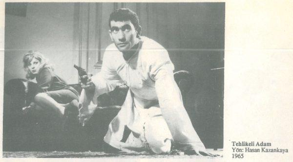Yılmaz Güney - Tehlikeli Adam (1965)