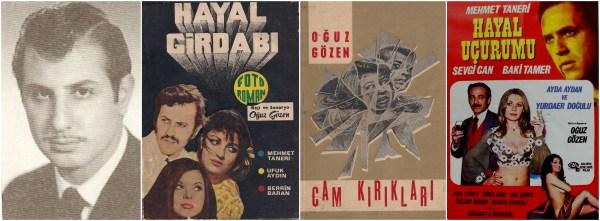 Sabahattin Bilgiç, Oğuz Gözen'in kariyerinin ilk filmine ve öncesinde bir fotoromana ve de bir hikayeye konu olan ilginç ''Hayal'' Dünyası'nı yazdı...