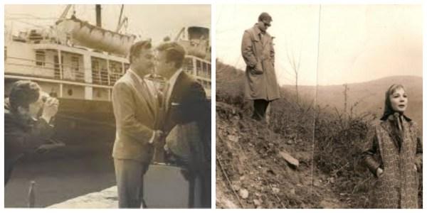 Sabahattin Bilgiç, yönetmen Halit Refiğ'in 1962 yılı yapımı başrollerini Göksel Arsoy ve Nilüfer Aydan'ın paylaştığı Şehirdeki Yabancı filmini yazdı.