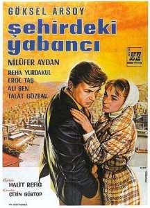 Şehirdeki Yabancı 1962