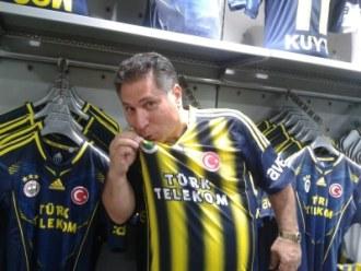Ersin Demirel'in 2013 yılında Hayta İsmail lakaplı, gerçek adıyla Ahmet Arıman ile Fenerbahçe Dergisi için yapmış olduğu röportaj
