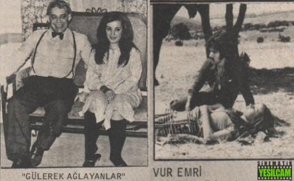 28 Kasım 1973 tarihli Hey Dergisi Pek Yakında Sinemalarda Seyredeceklerimiz -  Hey Gidi Yeşilçam: Hey Dergilerindeki Yeşilçam içeriklerinin dijital hali