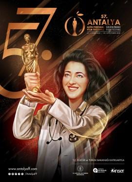 57. Antalya Altın Portakal Film Festivali, 3 Ekim Cumartesi akşamı düzenlenecek açılış töreniyle başlayacak.