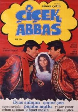 Abbas in Flower poster