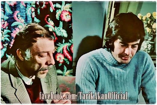 Murat Hattatoğlu, bir baba ve oğul kadar yakın olan Münir Özkul ve Tarık Akan'ın dostluklarını ve birlikte oynadıkları filmleri yazdı