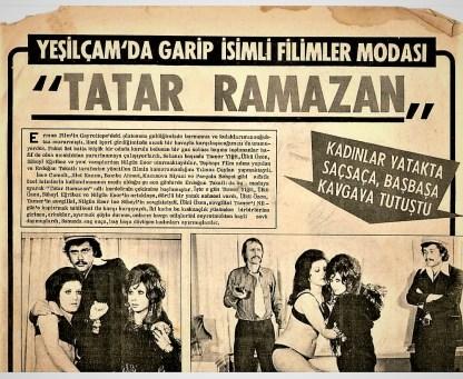 Tatar Ramazan fırtına kemal