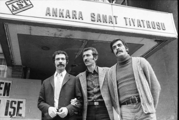 Ankara Sanat Tiyatrosu, AST