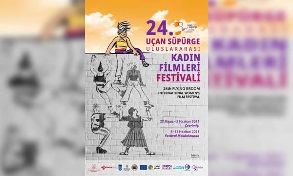 24. Uçan Süpürge Uluslararası Kadın Filmleri Festivali