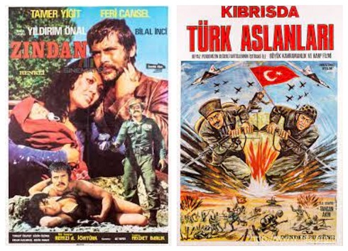 Kıbrıs Filmleri 70ler