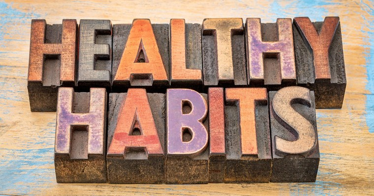 5 Hábitos saludables para el 2019 + tracker hábitos saludables
