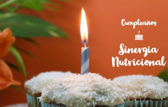 Sinergia Nutricional Cumple 1 Año