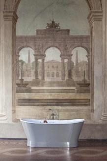 clasica-epoque-banera-exenta-clasica-hierro-fundido-gentry-home-poveda