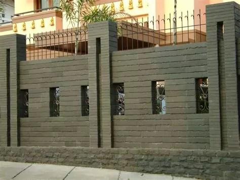 batu alam pagar rumah uprintid